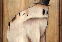Curious Art III / by Kelly Bock