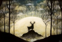 Curious Art: Andy Kehoe / by Kelly Bock