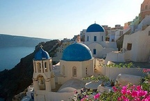 Come Let's Travel to GREECE / by Mary Derrick 1
