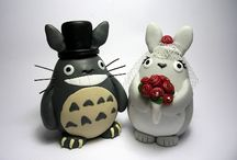 Our Totoro wedding / Matrimonio