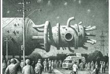 Curious Art: Shaun Tan / by Kelly Bock