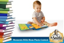 """Moments with Mom"" Children's Library / Enter to win this Children's Library collection of more than 100 classic titles: www.facebook.com/doctorsmiths  / by Dr. Smith's"