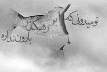 فارسی / by Tanaz M