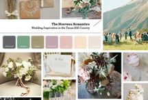 TNR Inspiration Boards / Inspiration boards we've created for clients' weddings. And sometimes just because.