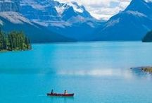 Come Let's Travel to CANADA / I am proud of being a Canadian !  Let me share the wondrous beauty of my country with you! Come...and enjoy....get ready to have your breath taken ! / by Mary Derrick 1