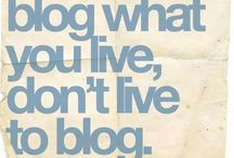 Blogging / by Lisa Prentice