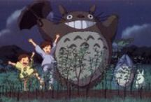 Curious Art: Studio Ghibli / by Kelly Bock