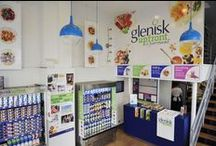 Glenisk Upfront & Personal / Pics from our Pop Up Shop, Summer 2013