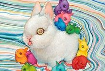 Curious Art: Camilla d'Errico / by Kelly Bock