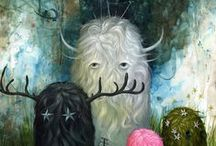 Curious Art: Jeff Soto / by Kelly Bock