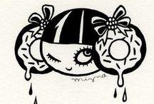 Curious Art: Mizna Wada / by Kelly Bock