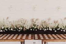 Escort Cards & Welcome Tables / All the inspiration you will need to narrow down on your welcome table + escort card display.