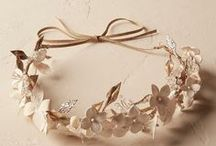 Accessories / Find the perfect shoes, veil or headpiece for your wedding day!