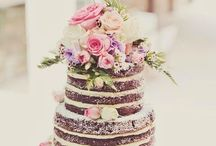 Naked (wedding) cake
