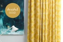 Colour Trend: Cherished Gold / by Sian Elin