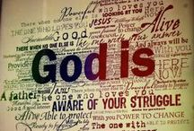 """#knowGodis / """"Be still, and know that I am God"""" Psalm 46:10"""