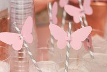 Butterfly party (C.'s bridal shower)
