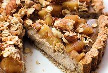 "Vegan or ""free from"" desserts / Vegan or dairy free or gluten free...sweet recipes"