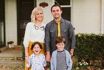 Family photo poses