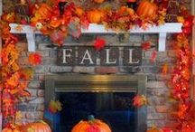 All Things Fall :) / I have other boards dedicated to Fall Recipes and Fall fashion - Check em out! / by Stephanie Collins
