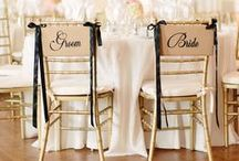 Pink and Gold Wedding / by Lisa Brown
