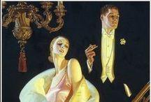 Art Nouveau Wedding / by Lisa Brown