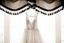 Black and White Wedding / by Lisa Brown