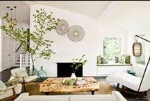 Homes - Living Room / by Mudra