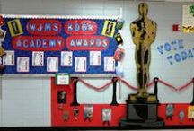 Library Displays & Bulletin Boards / by Ms. Cindy
