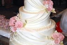 Wedding Cake, Swags & Drapes