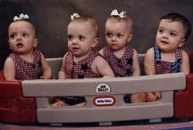 4, Quadruplets  / by Nina Holdman Rader