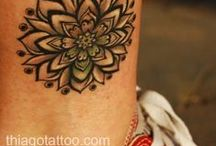 Tattoos / by Rebecca Middlebrook