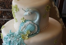 Wedding Cake, Peacock