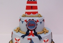 Nautical Cake & Party