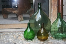 Demijohn ( Damigiana ) Design / I love, love, LOVE Damigiane, and have been collecting them for years since arriving here in Italy---just looking for cool ways to use them in decorating!  If you're searching for some, I'm getting rid of some of my collection on http://www.etsy.com/shop/Affare