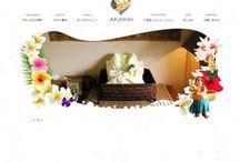 Website design / by Rebecca Middlebrook