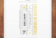 Typography / Layout / by Rebecca Middlebrook