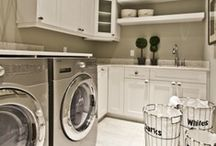 For the Home {Laundry Rooms} / by Camille Cook