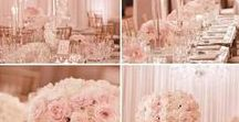 Weddings- Blush and Gold