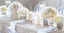 Weddings- Glitter and Glam