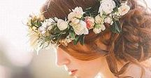 Fashion & Style- Flower Crowns