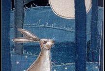 Jeans et Denim / tissus Jeans et Denim, principalement reclyclé
