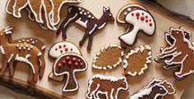 Food- Cookies & Christmas Cookies