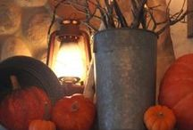 Design: Fall / Design ideas for the Halloween and Thanksgiving season