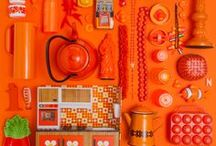 Orange energy / Orange #mood for your party moments.