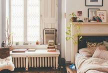 Rented apartment decor