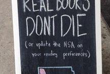 books, books, books / Book related stuff.  / by Cesca Faber