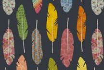 DESIGN: Inspirado  / A mish-mosh of all the things that make my design brain wish that I had designed them! / by Candace J Metzger | Artist & Designer