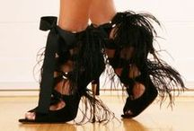 IF tHe ShoE FiTs / ~a GiRL cAn NeVeR HaVe To mAnY sHoEs~                             oR BooTs.. check out my ~ BooT mE bAbY~ board.  / by Lisa