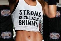~FitNess & HeALTh iN sTyLe~ / sTRoNg iS tHe nEw sExY / by Lisa